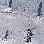 SvalSat - Svalbard Satellite Station (Google Maps)
