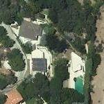 David Lynch's House (Google Maps)