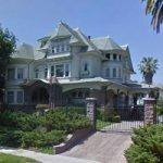 Addams Family 1977 Movie house (StreetView)