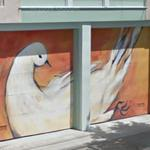 Mission Dove Mural (StreetView)