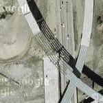 I-30 / I35W Intersection construction