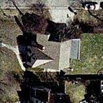 Billie Joe Armstrong's House (Google Maps)