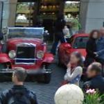 Oldtimer and Porsche