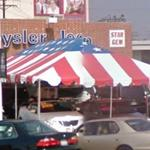 US Flag Tent (StreetView)
