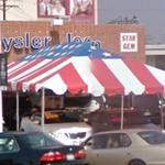 US Flag Tent