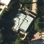 Anton Yelchin's House (Google Maps)