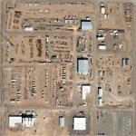 Nevada Test Site Joint Test Organization Camp (Google Maps)