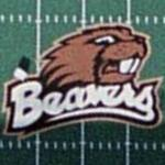Oregon State University Beaver's logo