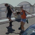 Rollerblades (StreetView)