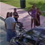 Video shoot (StreetView)