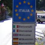 Border Switzerland/Italy (StreetView)