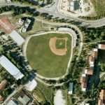 Baseball stadium - Ancona (Google Maps)