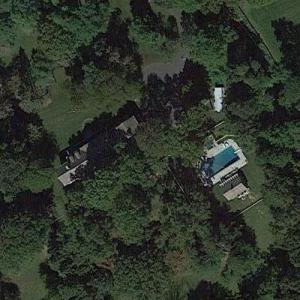 Chris Christie's house (Google Maps)