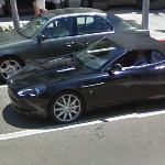Aston Martin V8 Vantage Convertible (StreetView)