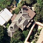 Russell Crowe's house (former) (Google Maps)