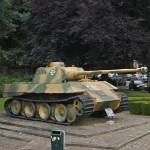 Panther tank (Ausf. D) (StreetView)