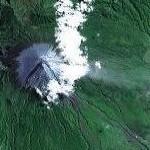 Semeru (Google Maps)