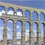 Aqueduct of Segovia (StreetView)