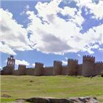 Ancient city walls of Ávila (StreetView)