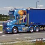 Heros Transport Scania