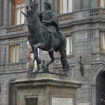 King Carlos IV Statue