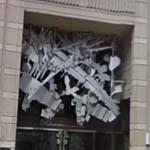 'Constellation' by Albert Paley (StreetView)