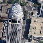 400 West Market (tallest building in Kentucky) (Google Maps)