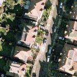Robert Pattinson's House (Google Maps)