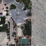 """The Ultimate Fighter"" house (Google Maps)"