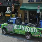 Hollywood Sightseeing Tour Van
