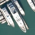 Yacht Samar (Google Maps)