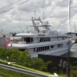 Yacht Iroquois