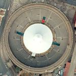 Bullfighting ring (Google Maps)