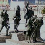 'Mémoriale de l'Armée Noire' by Yvon Guidez