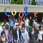 'Google' flashmob