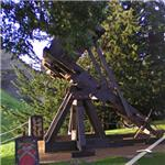 Ballista - siege machine (StreetView)