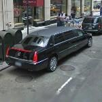 Cadillac DTS Stretch
