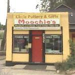 Moochie's Meatballs and Circle Pottery Gift Shop