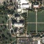 Old Main at Utah State University (Google Maps)