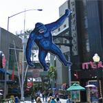Universal City Walk Hollywood