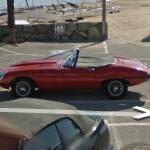 Jaguar E-Type Series III Convertible (StreetView)