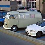 VW Westfalia Split SO42
