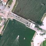 Pegasus Bridge (Google Maps)