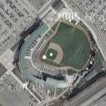 Frontier Field (Google Maps)