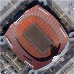 Arrowhead Stadium (Google Maps)