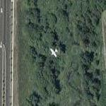 Airplane over Hillsboro (Google Maps)