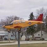 "Beech CT-134 ""Musketeer"""