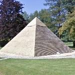 Replica of Pyramid of Khafre
