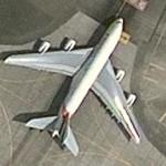 Airbus A380 (Emirates ) (Google Maps)