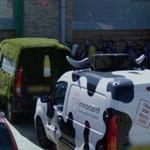 Cow & Grass van (StreetView)